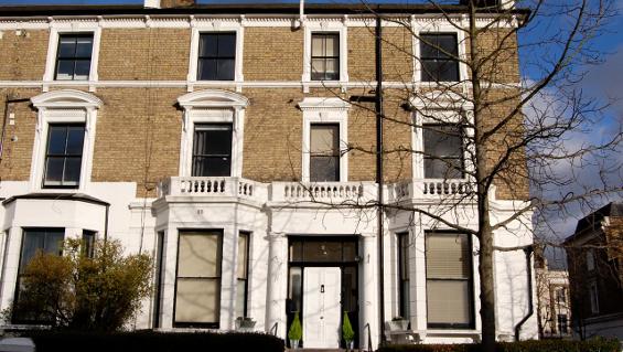 london clinic london exterior